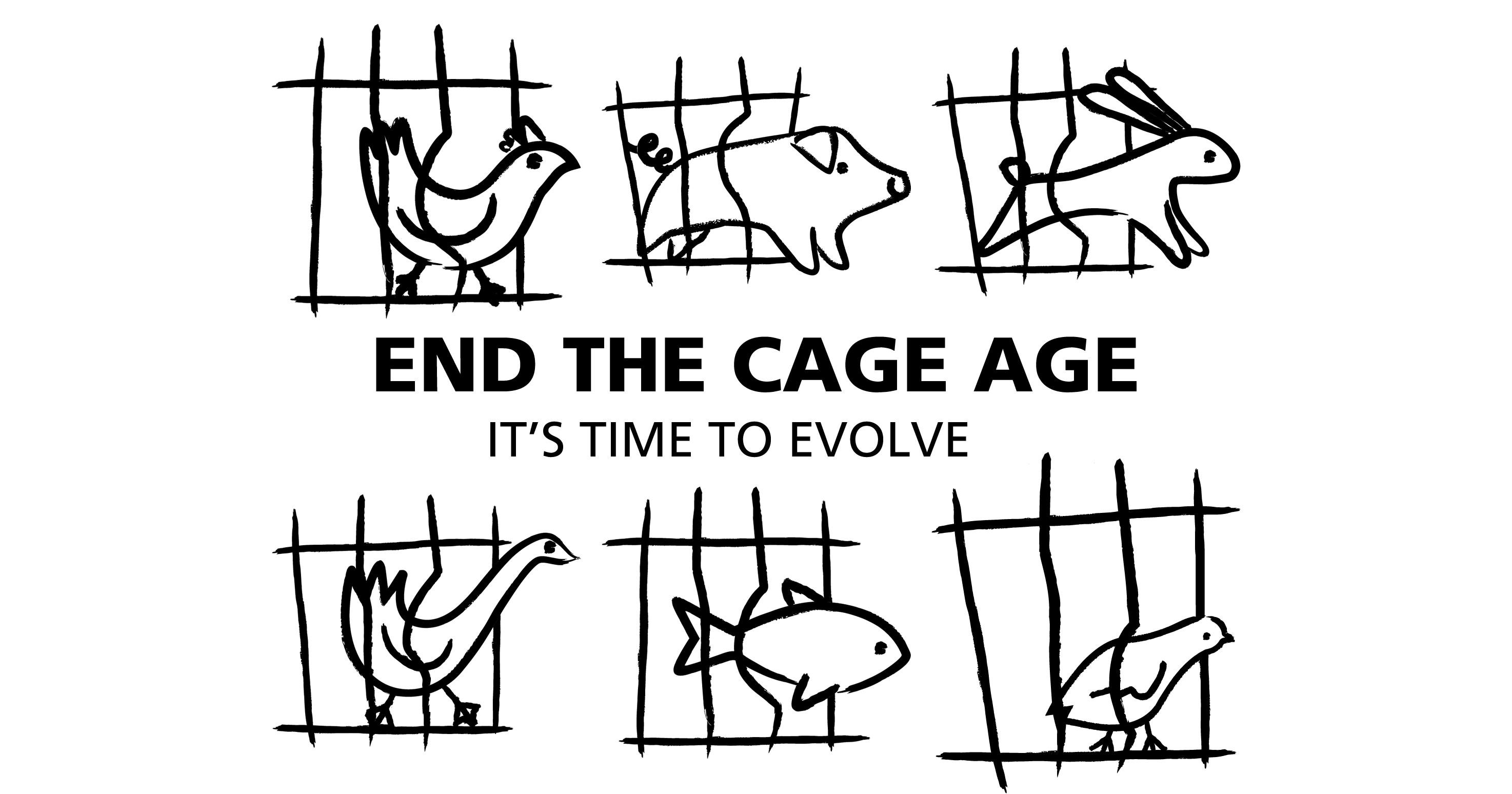 Koniec epoki klatkowej, cage free, end cage age